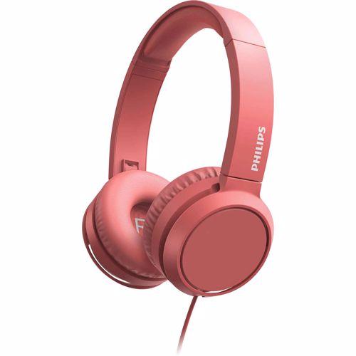 Philips bedrade hoofdtelefoon TAH4105RD/00 (Rood)
