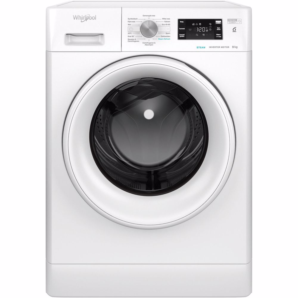 Whirlpool wasmachine FFB 9468 WEV NL