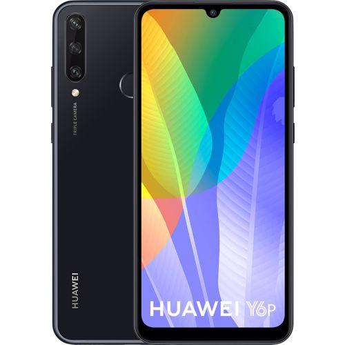 Huawei smartphone Y6p (Zwart)