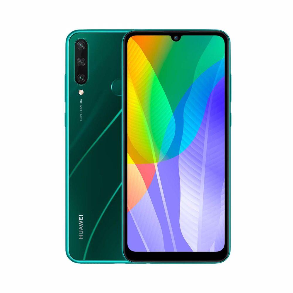 Huawei smartphone Y6p (Groen)