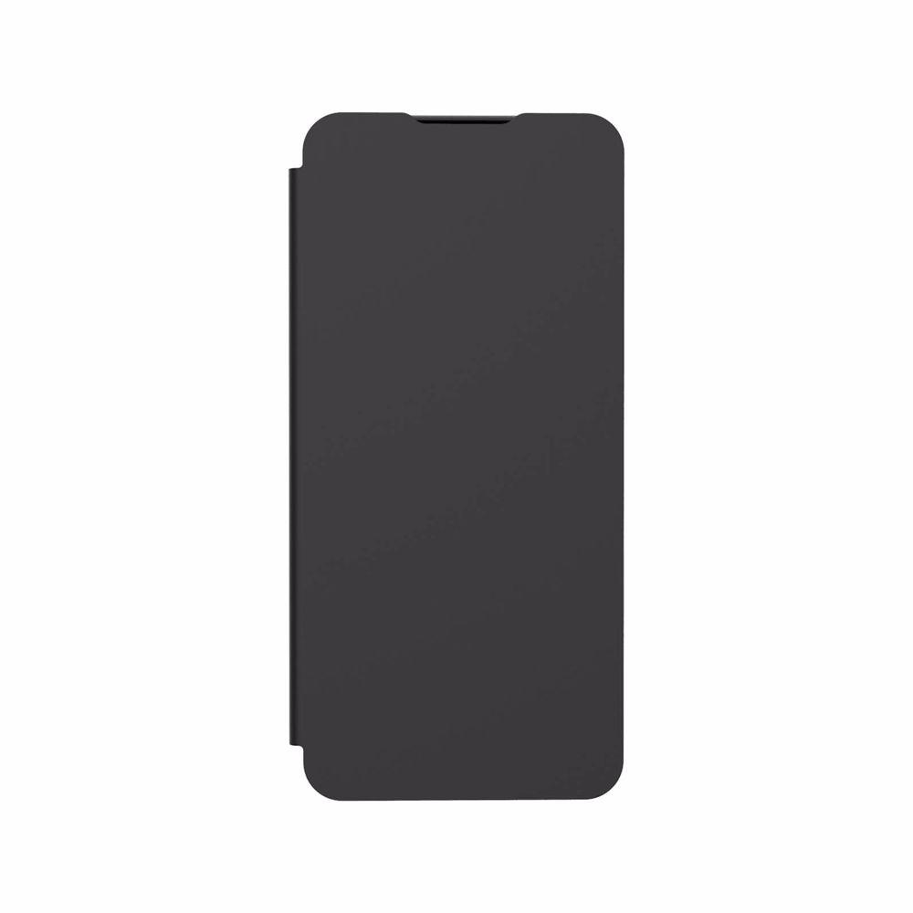 Samsung telefoonhoesje A21S Flip wallet (Zwart)