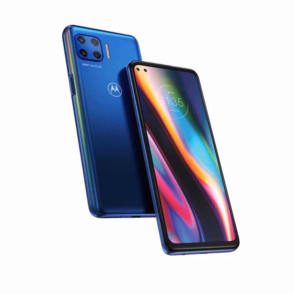 Motorola Moto G 5G Plus 64GB (Blauw)