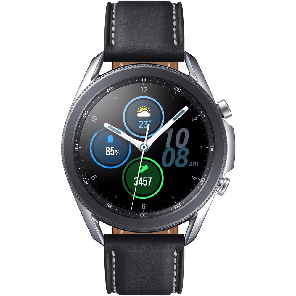 Samsung Galaxy Watch3 45mm (Zilver)