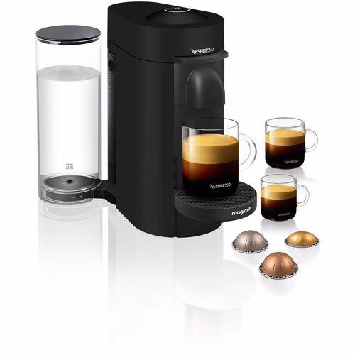 Nespresso Magimix koffieapparaat VertuoPlus (Mat zwart)