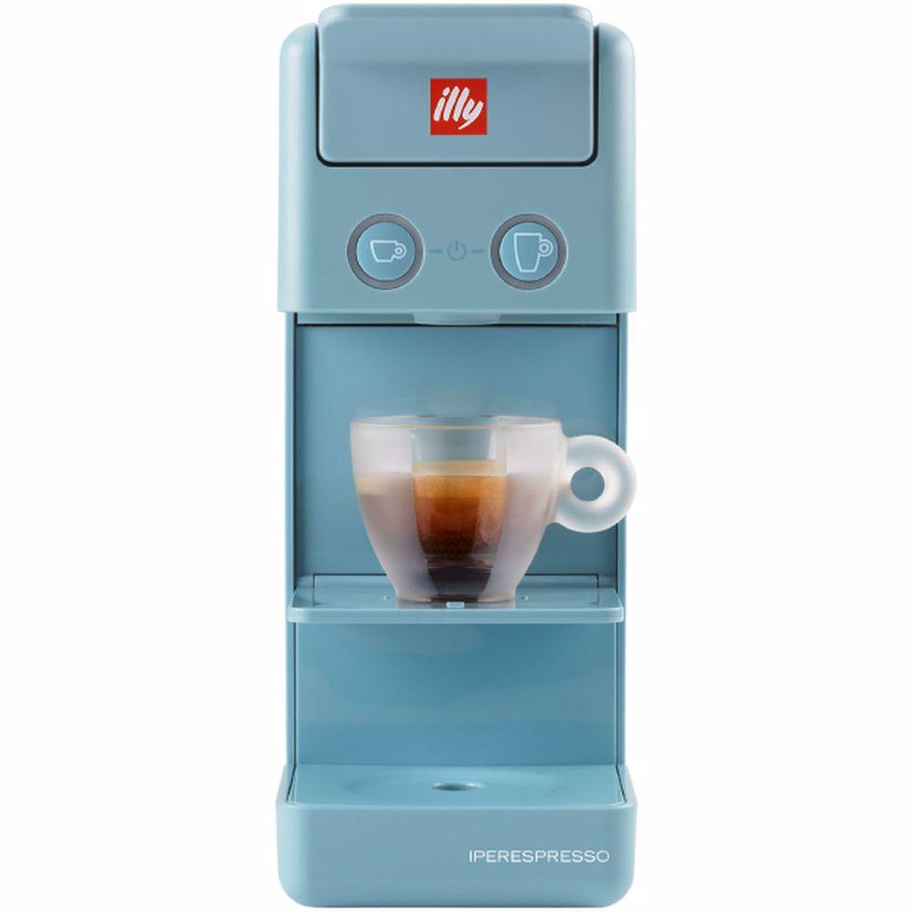 Illy espresso apparaat Y3.3 (Blauw)