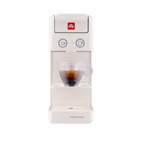 Illy espresso apparaat Y3.3 (Wit) - Prijsvergelijk