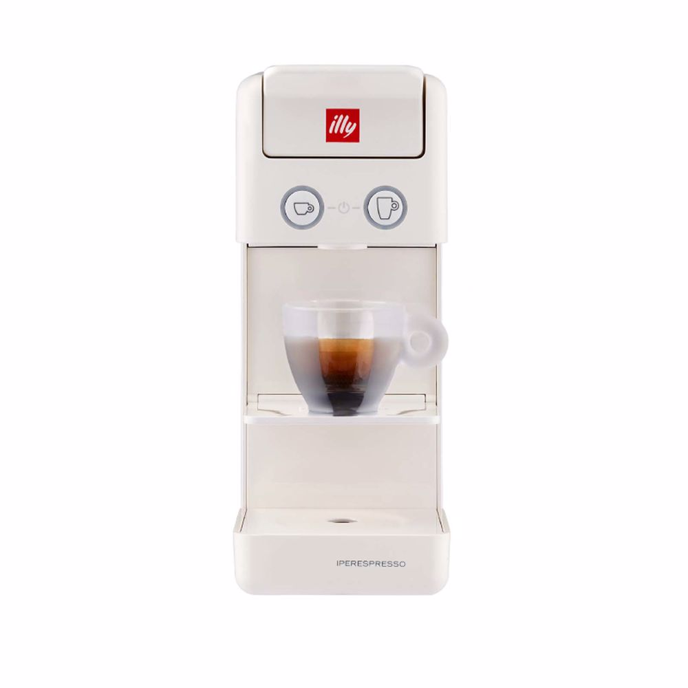 Illy espresso apparaat Y3.3 (Wit)