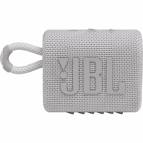 JBL bluetooth speaker Go 3 (Wit)