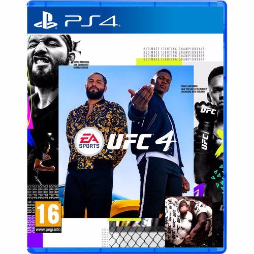 EA sports UFC 4, (Playstation 4). PS4
