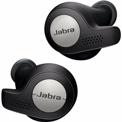 Foto van Jabra draadloze hoofdtelefoon Elite Active 65t (Zwart)