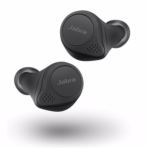 Foto van JABRA Elite 75T in-ear draadloze oordopjes (Zwart)