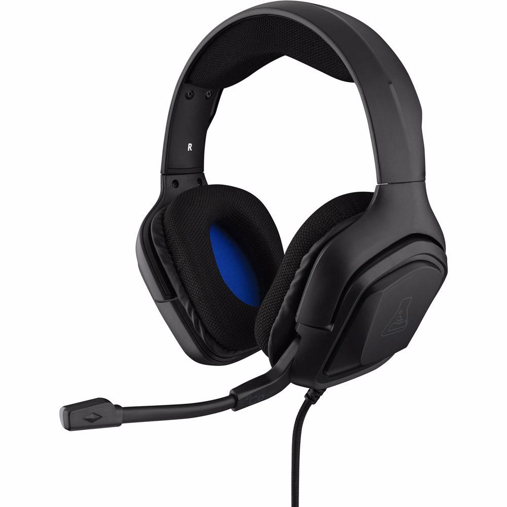 The G-Lab Cobalt Gaming Headset (Zwart) PC/PS4/Xbox One