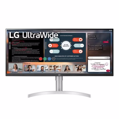 LG monitor 34WN650-W.AEU 8806098724666