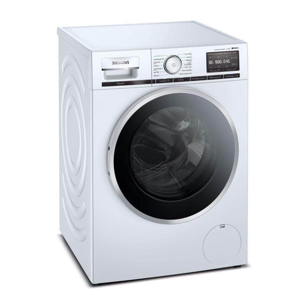 Siemens wasmachine WM6HXF71NL