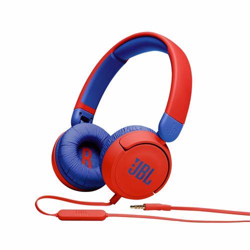 JBL hoofdtelefoon JR310 (Blauw)