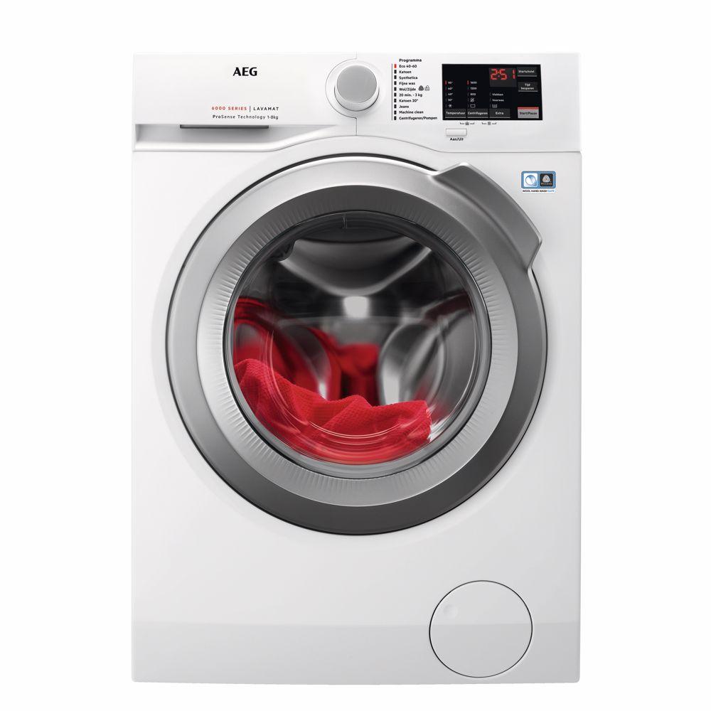 AEG wasmachine L6FB86ECO