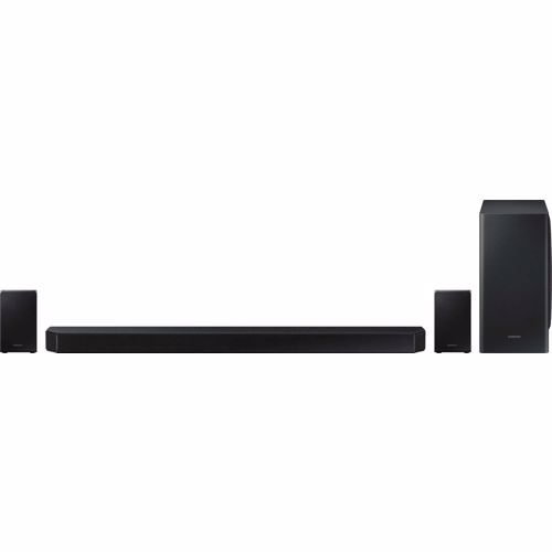 Foto van Samsung Cinematic Q-series soundbar HW-Q950T