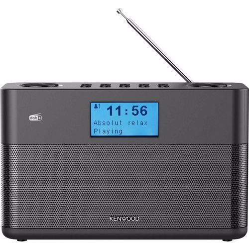 Kenwood DAB radio CR-ST50DAB-B (Zwart)