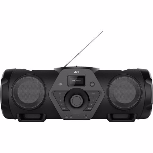 Foto van JVC portable speaker / BoomBlaster RV-NB200BT-BP