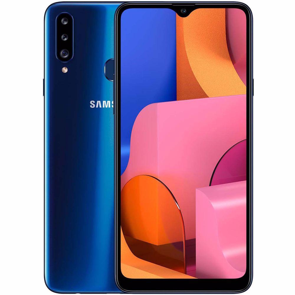 Samsung Galaxy A20s (Blauw)