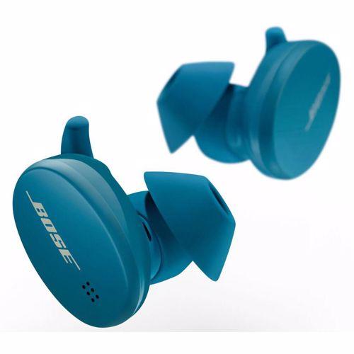 Foto van Bose draadloze oortjes Sport Earbuds 500 (Blauw)