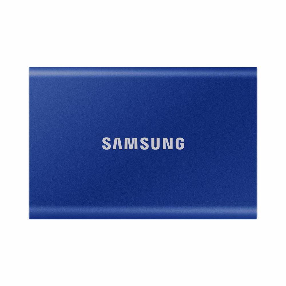 Samsung externe SSD T7 1T BLAUW