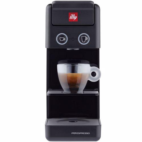 Illy espresso apparaat Y3.3 (Zwart)