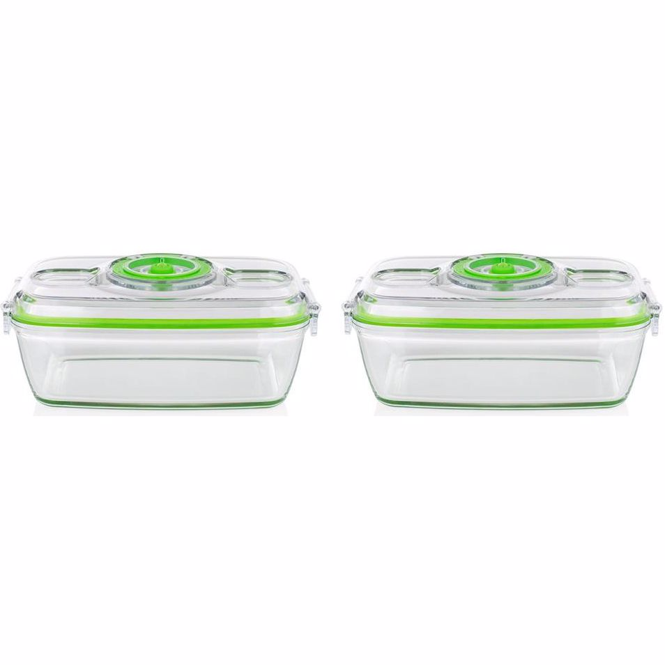 Princess foodcontainers 2x 1.1L