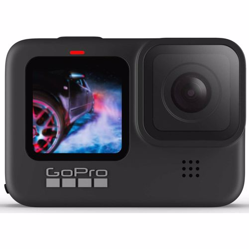 GoPro actioncam Hero9 (Zwart)