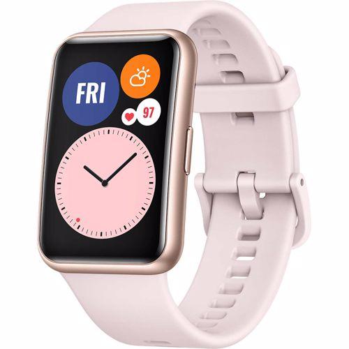 Huawei smartwatch Watch Fit (Roze)