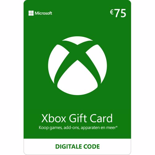 Xbox Gift Card 75 Euro direct download