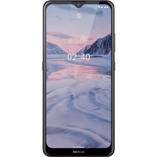 Nokia smartphone 2.4 (Paars)