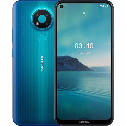 Nokia smartphone 3.4 (Blauw)
