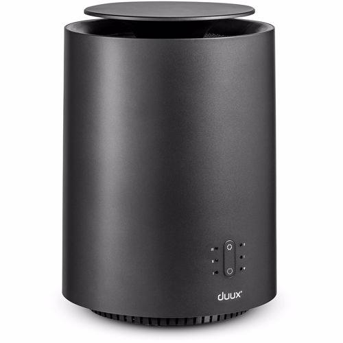 Duux verwatmingsventilator Threesixty Smart Heater (Zwart) - Prijsvergelijk