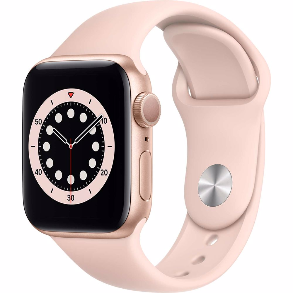 Apple Watch Series 6 GPS 40mm (Rosegoud) Sportband