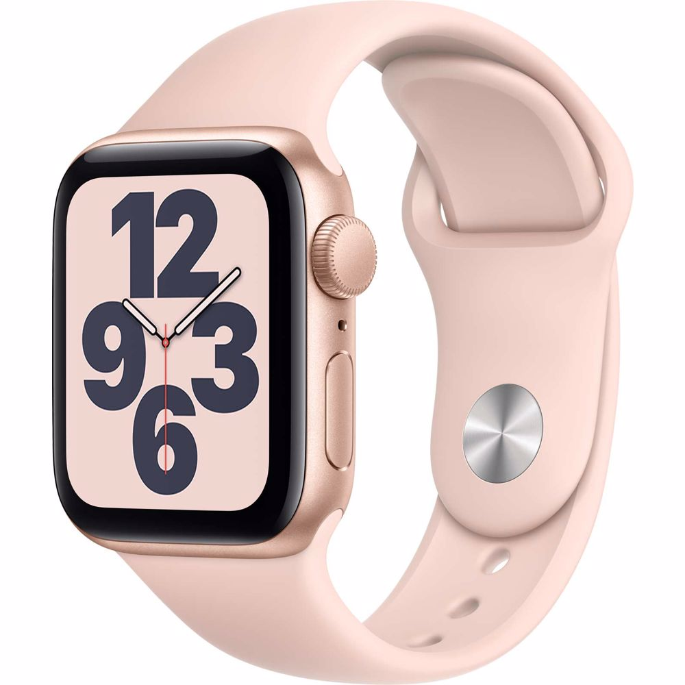 Apple Watch SE GPS 40mm (Rosegoud) Sportband