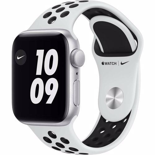 Apple Watch Nike SE GPS 40mm (Zilver) Sportband 190199820258