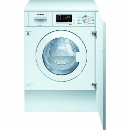 Siemens wasmachine (inbouw) WK14D542EU
