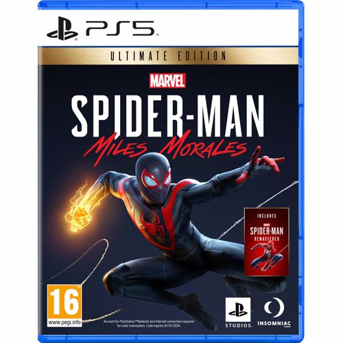 Marvel's Spider-Man: Miles Moreales Ultimate Edition (PS5)