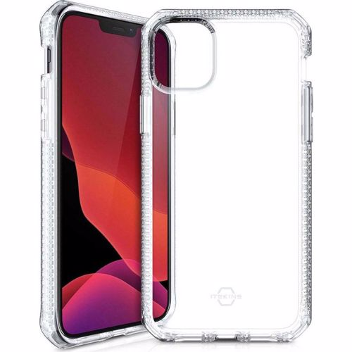 ITSkins telefoonhoesje iPhone 12 Mini Spectrum (Transparant) 4894465438838