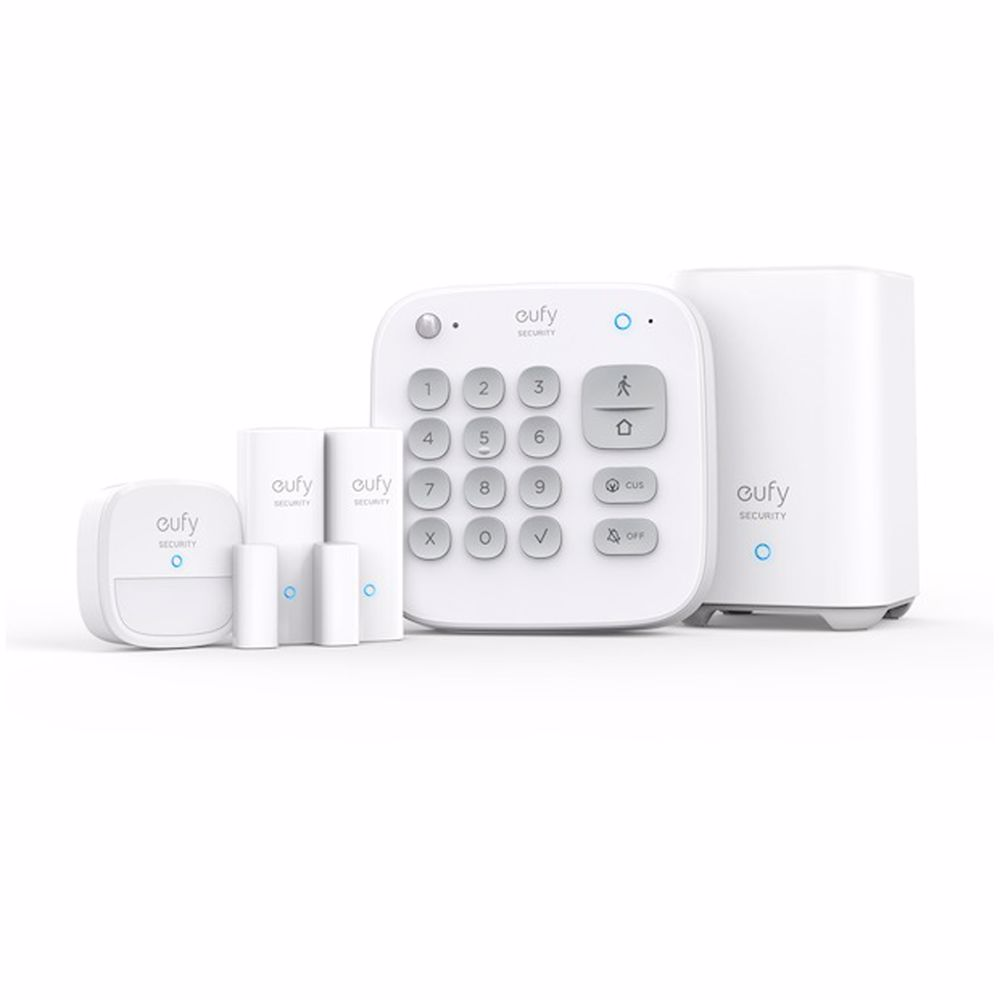 Eufy by Anker 5-in-1 alarmset (Wit)