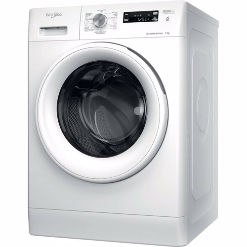 Whirlpool wasmachine FFSBE 7438 WE F - 7 kg