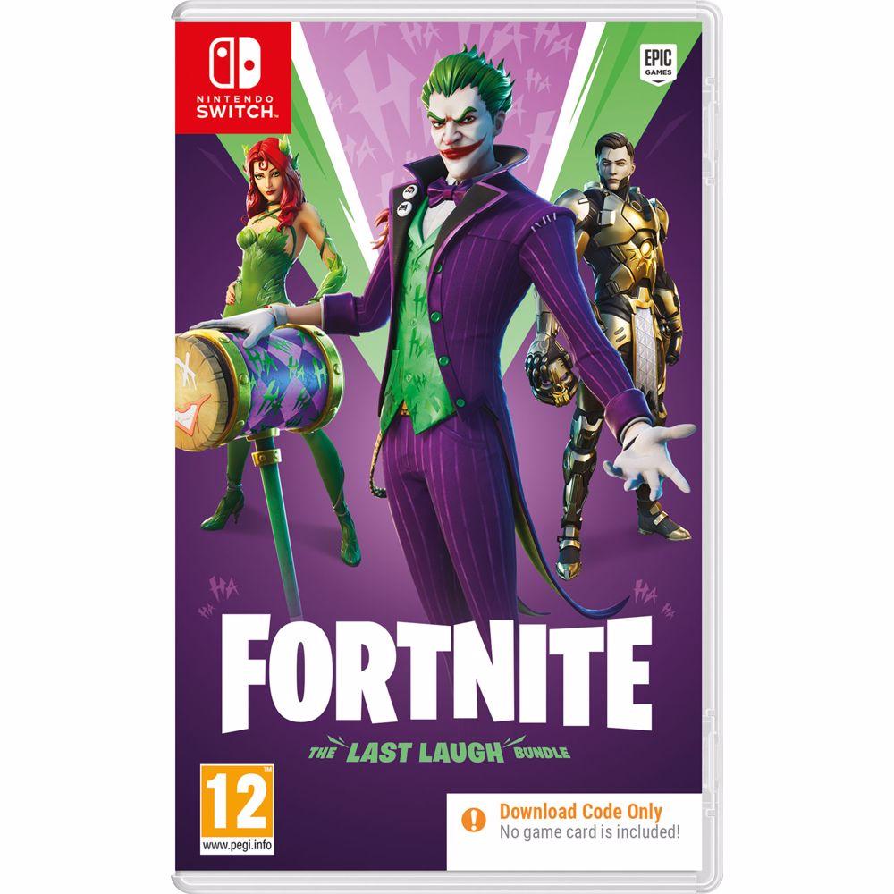 Fortnite - The Last Laugh Bundle Switch