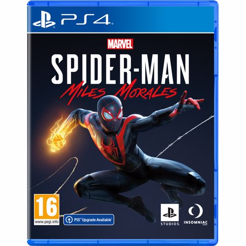 Marvel's Spider-Man: Miles Moreales (PS4) 711719817321