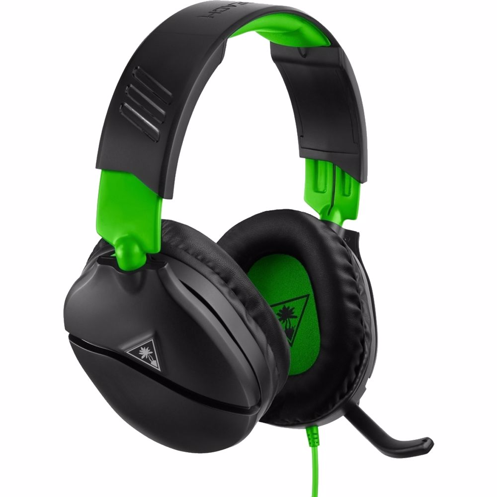 Turtle beach gaming headset Ear Force Recon 70X Xbox (Zwart)