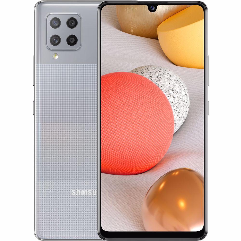 Samsung smartphone GAlaxy A42 5G (Grijs)