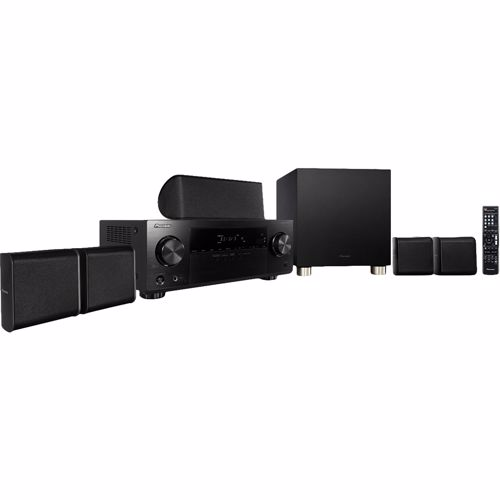 Pioneer home cinema set HTP-074 4573211151091