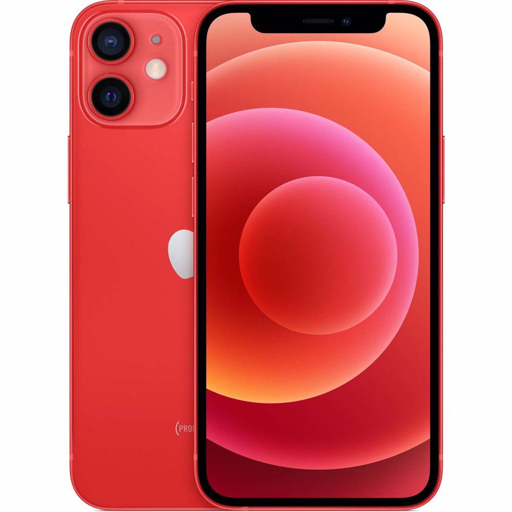 Apple iPhone 12 Mini 64GB (Rood)