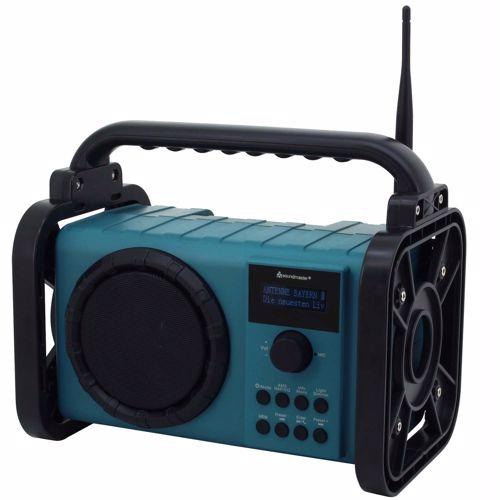 Foto van Soundmaster DAB+ FM radio met bluetooth DAB80