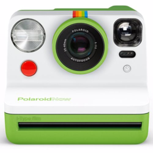 Polaroid analoge camera Now (Groen)